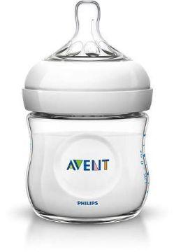 تصویر شیشه شیر Avent مدل Natural