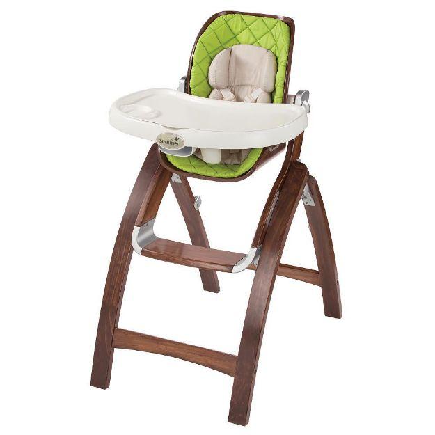 تصویر از صندلی غذای کودک چوبی Summer