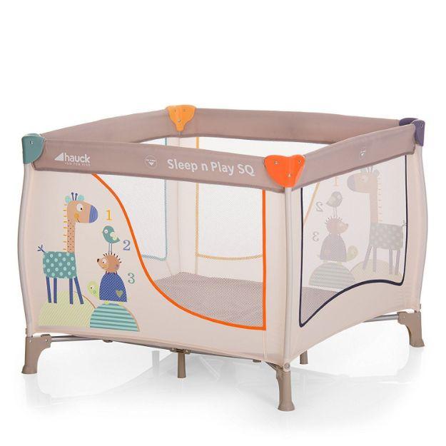 تصویر از تخت و پارک کودک hauck مدل Sleep'n Play SQ