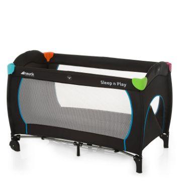 تصویر از تخت و پارک کودک hauck مدل Sleep'n Play Go Plus