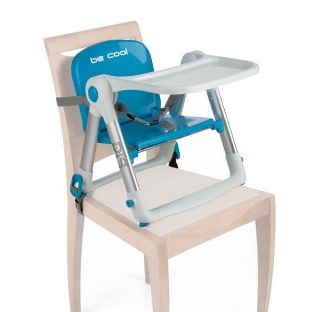 تصویر از صندلی غذا پرتابل  Be Cool مدل Dip