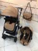 تصویر از کالسکه و کریر Yibaolai با برند mothercare