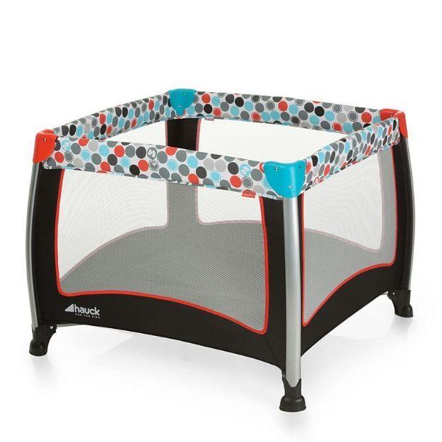 تصویر از تخت و پارک Fisher Price مدل Play and Relax SQ