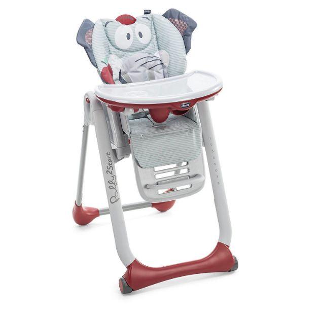 تصویر از صندلی غذای کودک چیکو مدل Polly2start