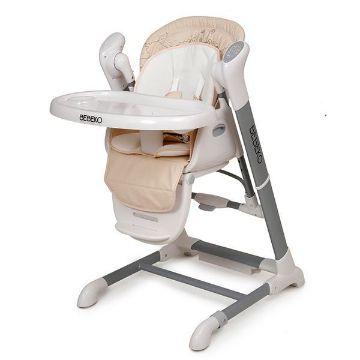 تصویر از صندلی غذا تاب شو bebeko مدل 818