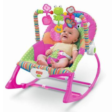 تصویر از نی نی لای لای Fisher Price مدل H-55
