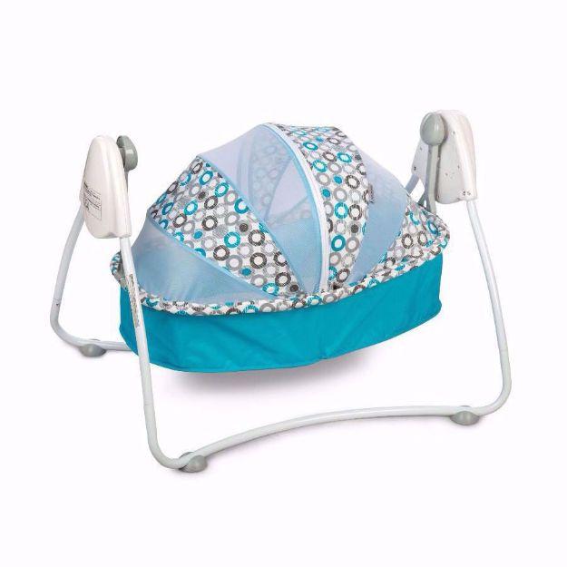 گهواره برقی نوزاد و کودک
