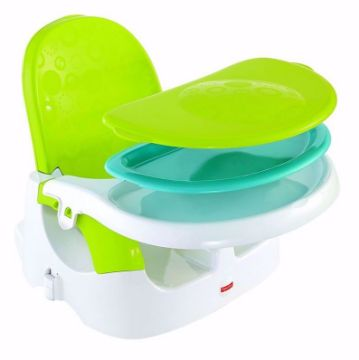 تصویر از صندلی غذا  Fisher Price مدل Quick Clean
