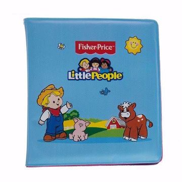 تصویر از کتاب حمام Fisher Price مدل Little People