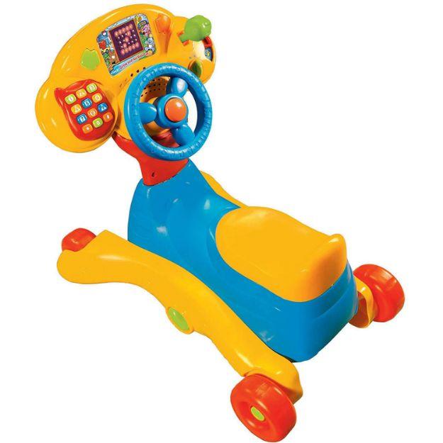 راکر و واکر کودک وی تک مدل Grow and Go Ride On
