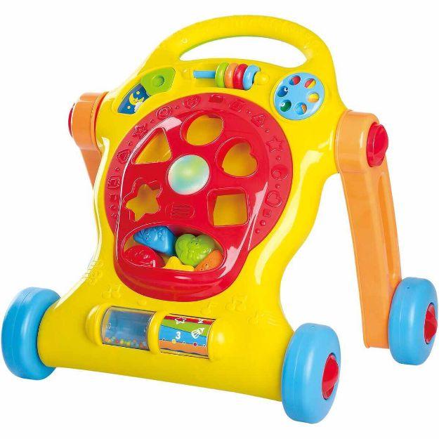 واکر کودک پلی گو مدل Light & Tunes