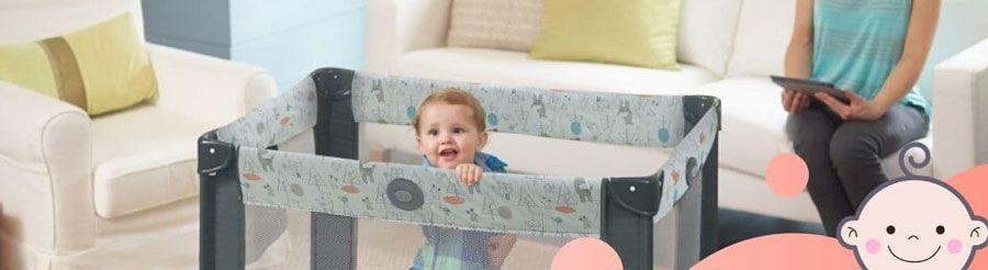 راهنمای خرید بهترین تخت و پارک برای خواب و بازی نوزاد و کودک