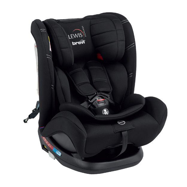 صندلی ماشین بروی مدل Lewis