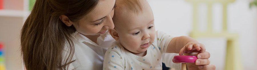 نقاط عطف رشد نوزاد: از ۱۳ تا ۱۸ ماهگی